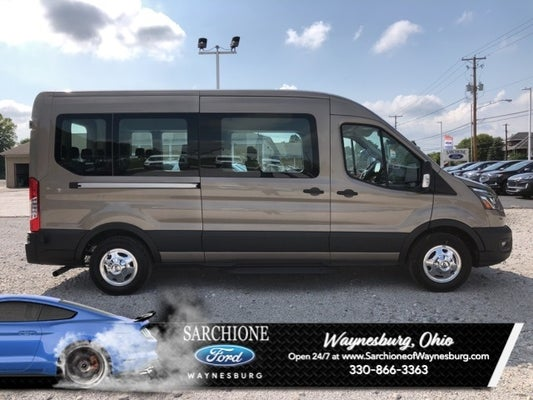 2020 ford transit 350 xl medium roof passenger van in waynesburg oh cleveland ford transit 350 sarchione ford of waynesburg 2020 ford transit 350 xl medium roof passenger van